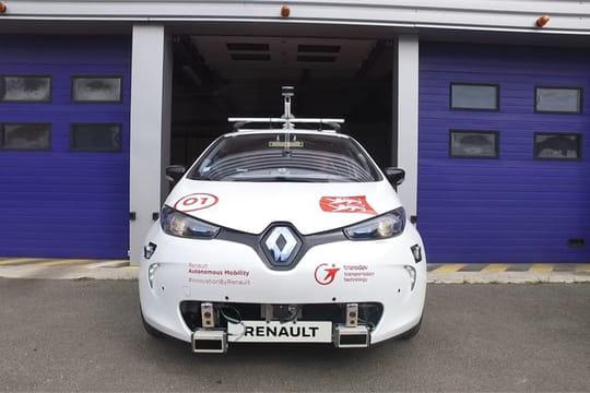 Le coronavirus rapproche (un peu) les véhicules autonomes de PSA et Renault