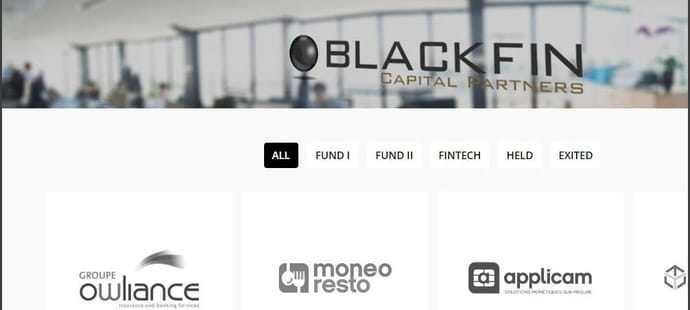 BlackFin Capital Partners close un fonds fintech européen de 180 millions d'euros