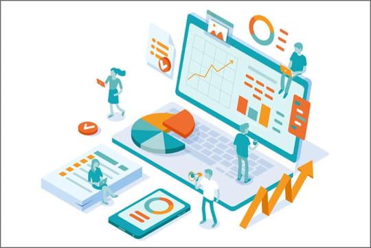 Applications collaboratives : 100 solutions en un coup d'œil
