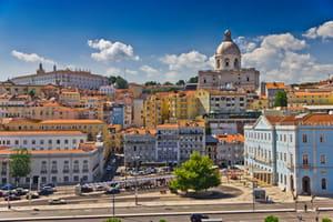 une vue du portugal.