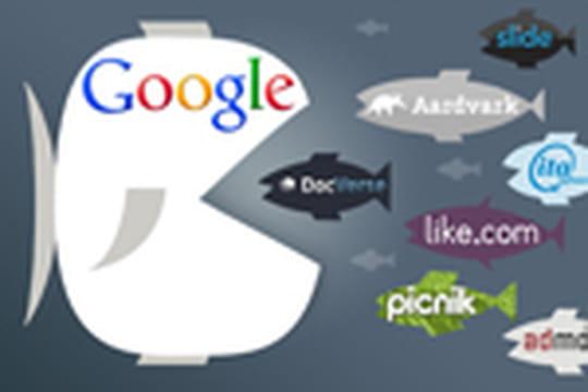 Google renforce ses activités dans les NFC