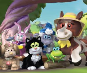 la série 'joue avec jess' a déjà été vendue dans plus d'une dizaine de pays.
