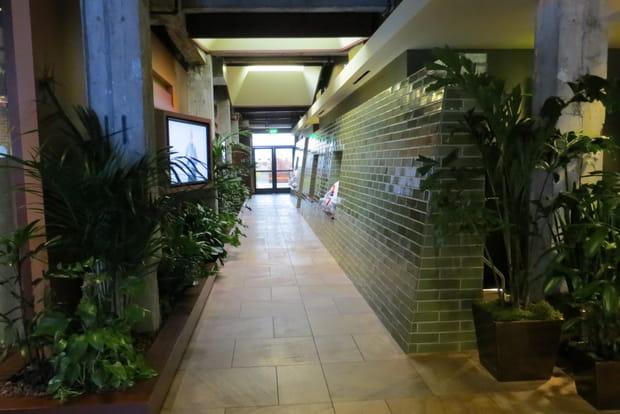 Un centre de remise en forme