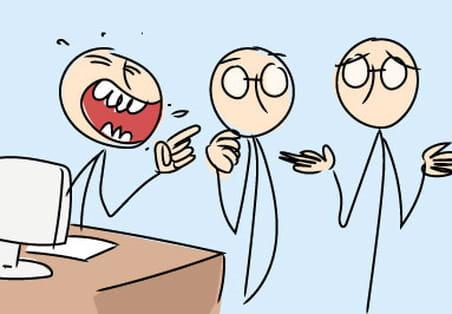 30 comportements à bannir au boulot