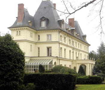 le château de frémigny emploie une équipe permanente de 45 personnes.