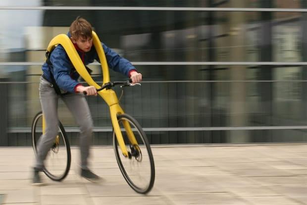 Vélo-harnais
