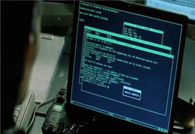 la pirate trinity dans matrix reloaded (2003) utilise nmap pour découvrir une