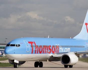 thomsonfly est une des filiales du géant touristique tui ag