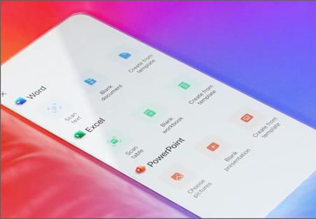 Application mobile d'Office: le test du JDN