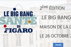 Rendez-vous le 26octobre prochain pour le Big Bang Santé du Figaro
