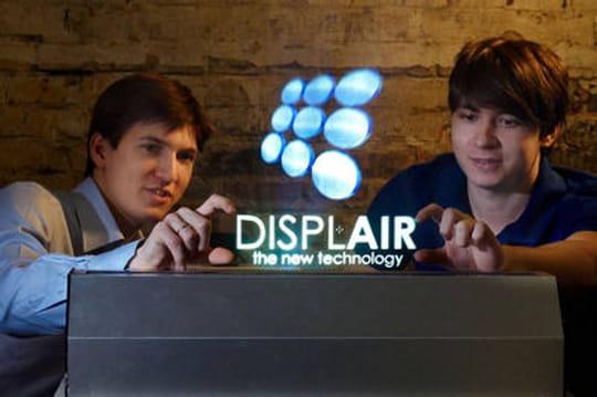 Displair : l'écran qui risque de révolutionner l'affichage pub