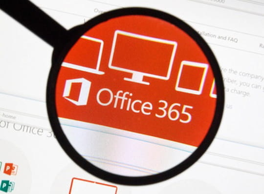 Microsoft Office 365 au crible