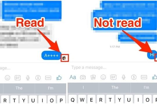 Comment savoir si une personne a lu votre message sur Facebook