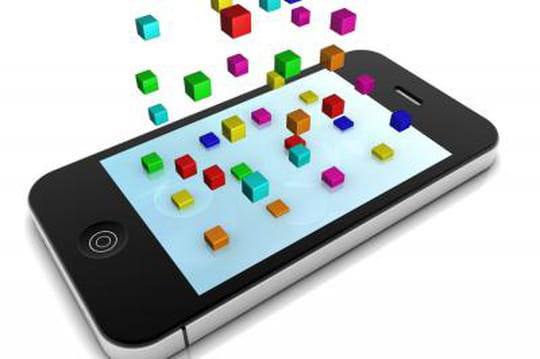 45% des 10-15 ans équipés d'un mobile ont un smartphone