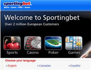 sportingbet, le numéro un européen