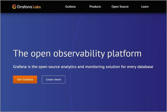 Grafana : la data visualisation du monitoring open source (gratuit)