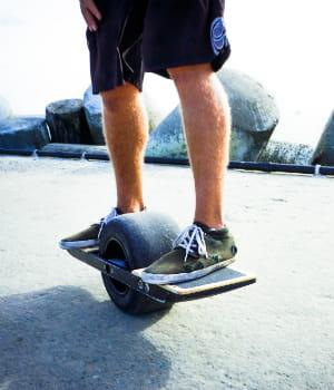 bourré de technologies, le onewheel devrait déferler dans quelques mois un peu
