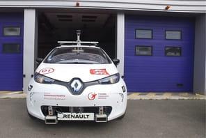 A Rouen, Renault et Transdev lancent un ambitieux test de voiture autonome