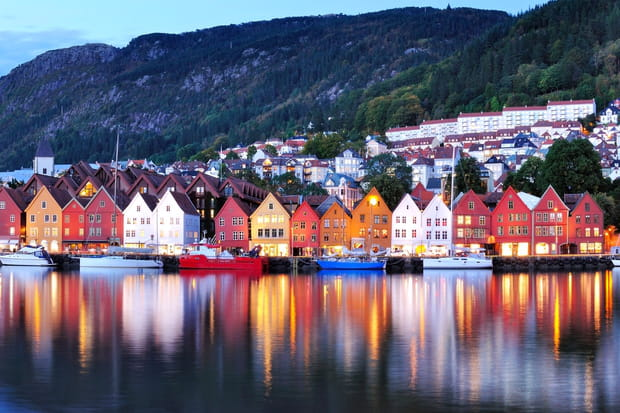 1er: Norvège