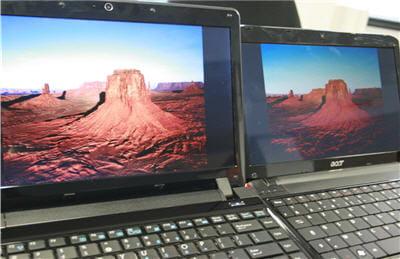 les dalles d'écran de médiocre qualité sont-elles une fatalité sur des pc à