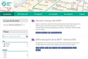 La RATP ouvre ses données en temps réel