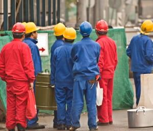 23 millions de chinois seraient toujours sans travail.