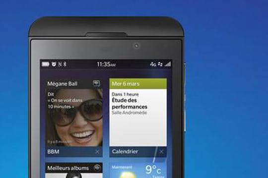Blackberry veut se vendre d'ici novembre