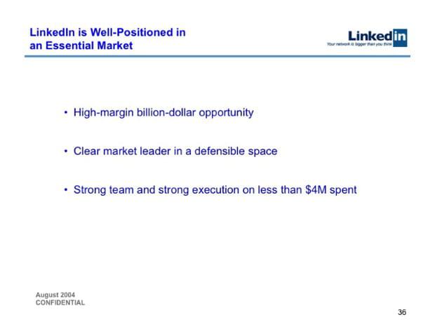 Une position idéale sur un marché crucial