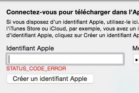 L'App Store est enfin opérationnel, Apple s'excuse