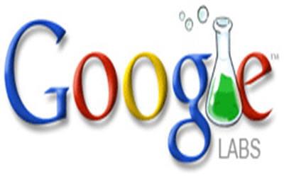 5 applications de recherche du google labs.