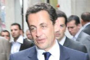 Mutualité: les supporters de Sarkozy arrivent