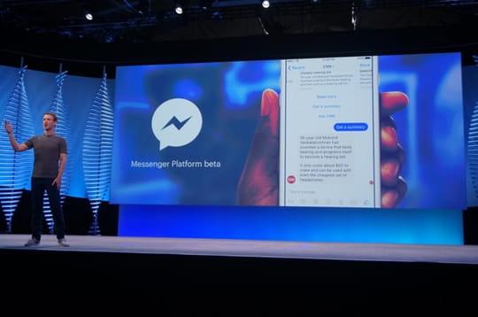 Salesforce dote son offre d'un nouveau canal de CRM: Facebook Messenger