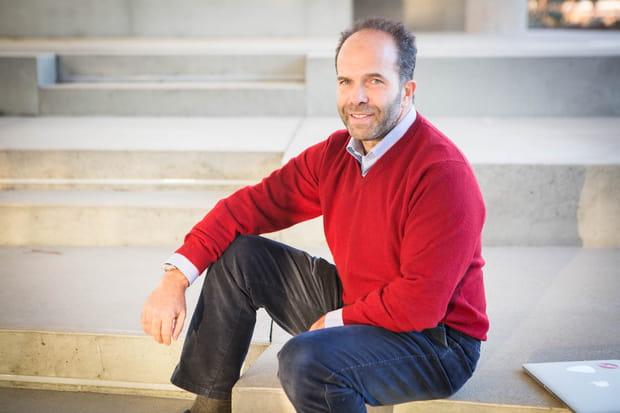 Sofiane Ammar, directeur de l'accélérateur thecamp-Village by CA Alpes-Provence