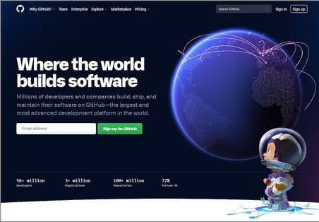 GitHub: la plateforme de développement Microsoft au crible