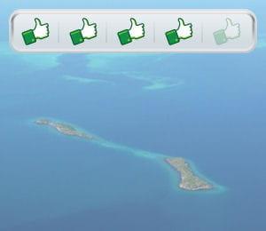 quatre parcs marins ont été créés (ici à mayotte) et deux le seront