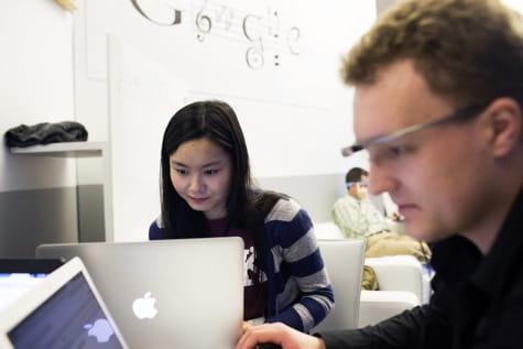 hackaton google glass