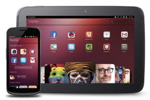Ubuntu Touch en préversion pour tablettes et smartphones