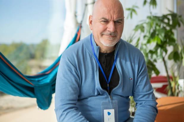 Eric Viennot, co-directeur de la Hive