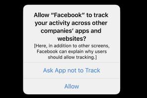 Etes-vous prêt pour l'App Tracking Transparency d'Apple?