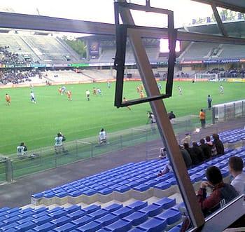 l'équipe de louis nicollin végète depuis cinq saisons en ligue 2 de football.