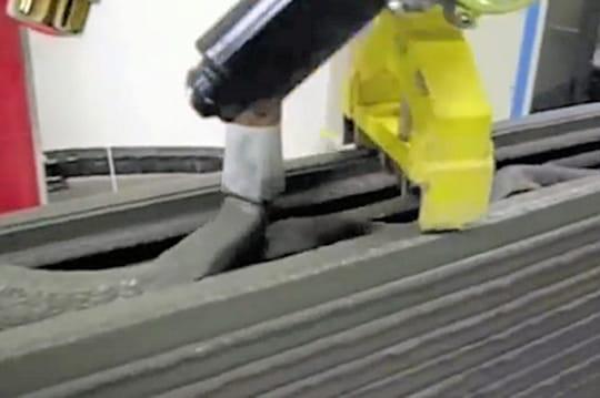 Contour Crafting, le robot qui construit une maison en 24heures