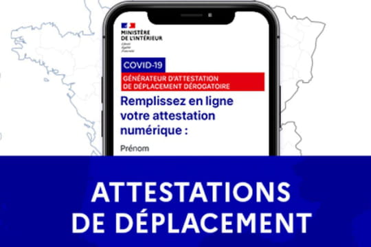 Attestation De Deplacement Covid Telechargez L Attestation