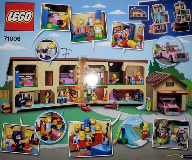 the simpsons lego set(4)