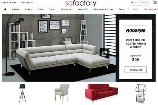 Confidentiel: En liquidation, SoFactory est repris par ShopInvest