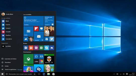 Windows 10 toujours sous la barre des 10% de parts de marché