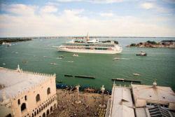 les ports méditerranéens sont les plus prisés des compagnies de croisière.