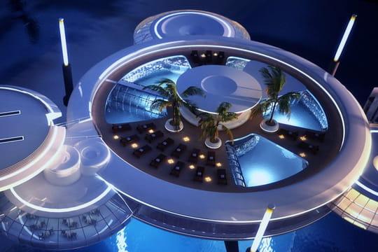 15 concepts de tourisme futuristes