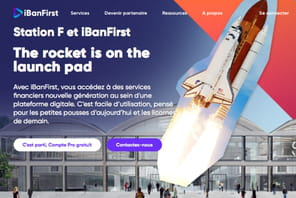 Confidentiel: iBanFirst offre ses services aux start-up de Station F
