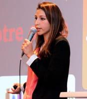yasmine benjelloun, co-fondatrice de charlie jasmin.
