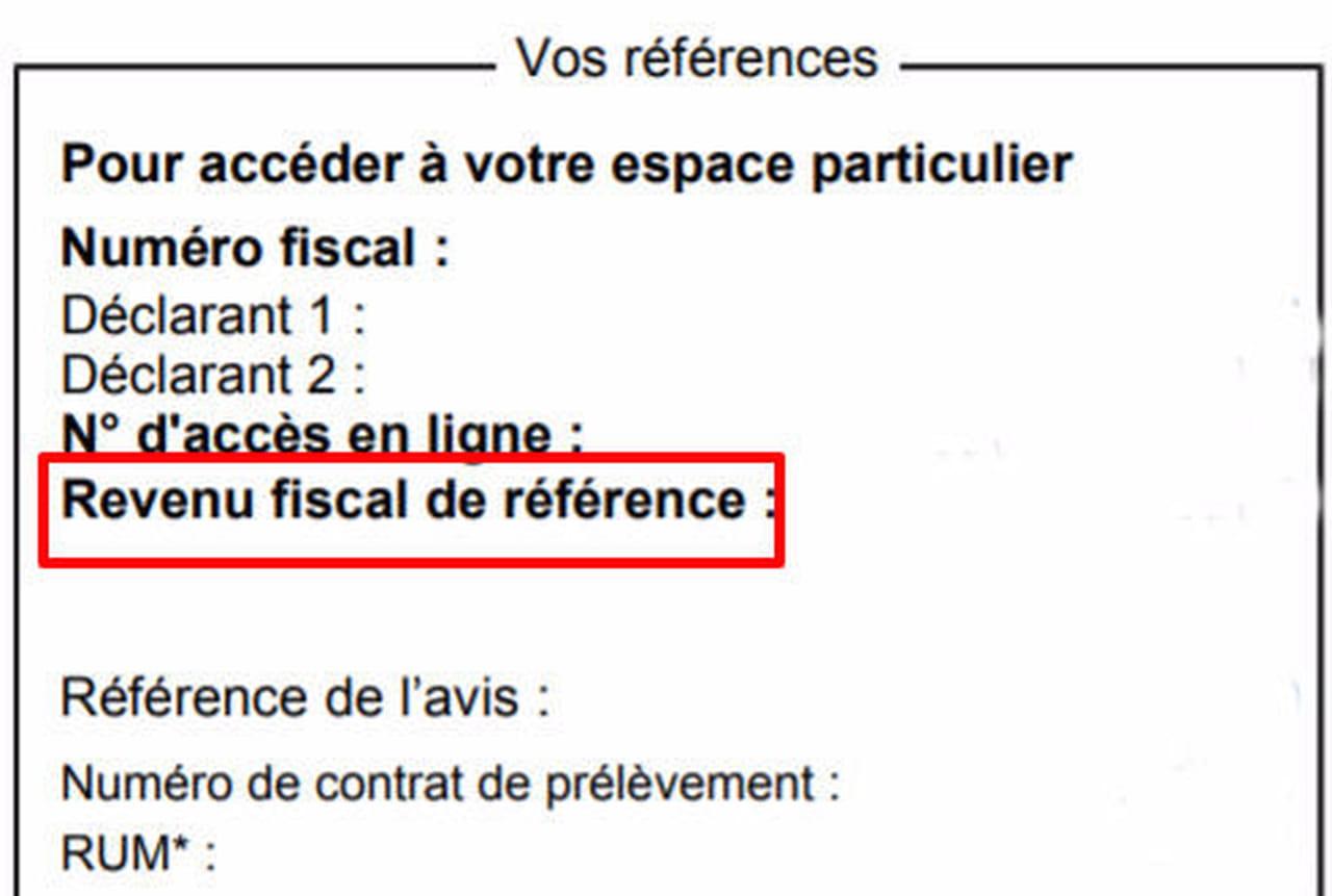 Revenu Fiscal De Reference 2019 Qu Est Ce Que C Est